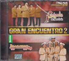 Los Cardenales de Nuevo Leon y Los Traileros  Gran Encuentro 2   CD New Nuevo