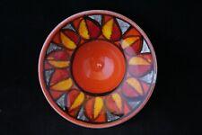 Signed Poole Pottery Art Pedestal Bowl - Circa 1966-1980