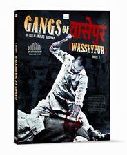 Gangs of Wasseypur Part 1 ( Manoj Bajpai, Dhulia, Piyush Mishra) DVD New