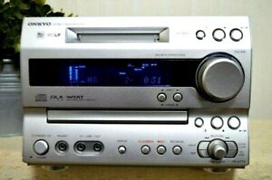 ONKYO CD/Hi-MD Tuner Amplifier System FR-N7TX Series Best Sound Quality Ever JPN