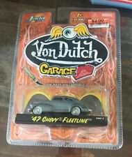 Jada Toys Von Dutch Garage - 1947 Chevy Fleetline - 1:64 //NOC//