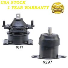 2004-2008 fits Acura TL 3.2L Front Engine Motor Mount 2PCS for Auto Trans M085