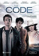 The Code: Season 1 [New DVD]