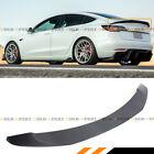 For 2017-2021 Tesla Model 3 VS Style Sport Carbon Fiber Trunk Lid Spoiler Wing