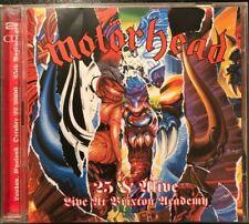 MOTORHEAD - 25 & Alive (Live At Brixton Academy) - 2xCD Album