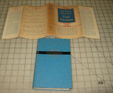 1942 GOOD INTENTIONS By Ogden Nash (1st Edition) Hardcover Book with Dust Jacket