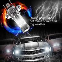 2pcs H4 100W 2828 20SMD 8000K LED High Power Car Driving DRL Light Fog Lamp Bulb