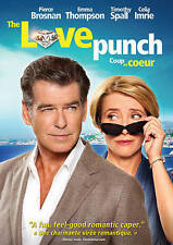The Love Punch (DVD, 2014, Canadian)
