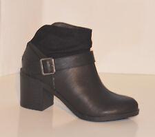 Michael Antonio Mott womens Black Boots Size 6 1/2