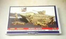 Soldatini BUM LTD Edition USMC Pacific War Ref. 172198 plastica & resina 1:72