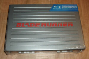 Blade Runner Edition Limited Edition Suitcase Director's Cut 3 Blu-Ray+2DVD New