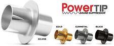 Two Brothers Racing P1X-K PowerTip Sound Suppressor-Black 005-P1XK
