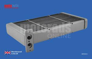 Heater matrix for MG Austin Rover Montego/ Maestro  copper & brass New UK made