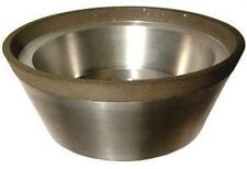 Diamond Cup Wheel  100mm x 16mm Bore grinding surface 6 x10mm 250grit