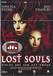 Lost Souls   New dvd is  seal .   Thriller  (Winona Ryder)