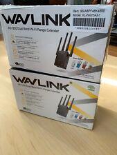 Wavlink High Power AC1200 Dual Band Wireless Router/AP/Repeater US/EU/UK Plug