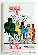 Dr. No FRIDGE MAGNET (2 x 3 inches) movie poster james bond sean connery doctor