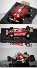 Hotwheels Elite F1 Ferrari 126 CK G. Villeneuve 1981 1/43 T6269