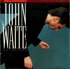 John Waite Essential 1976-1986 Cd 1992 Crysalis F2 21864 Soft Rock Pop Vintage