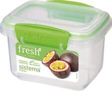 Sistema Fresco Latas De Reserva 0,4lL congelador microondas caja Alimentos
