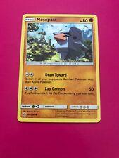 106/236 Nosepass / Pokemon Card Game / TCG / SM-12 / Cosmic Eclipse