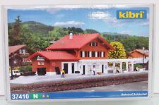 Kibri 37410 - N Construction Set - Railway Station schönried - New Original