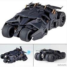 DC Comics Batman The Dark Knight Batmobile Tumbler Car Revoltech No.043 Figure