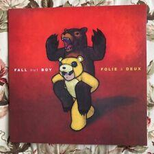Fall Out Boy - Folie A Deux - 180 Gram 2x Black Vinyl Like New