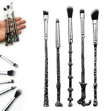 WL Harry Potter Cosmetic Makeup Brushes Wizards Magic Wand Make Up Brush 5 Sets