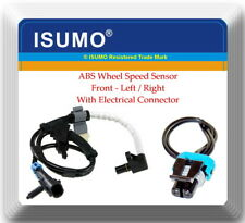 1 x ABS Wheel Speed Sensor W/Connector Front left/Right ALS483 For:Chevrolet GMC