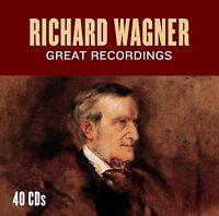 RICHARD WAGNER: GREAT RECORDINGS - NEW BOX SET