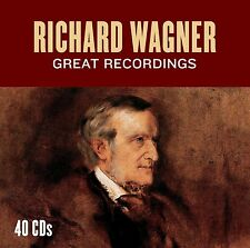 RICHARD WAGNER: GREAT RECORDINGS - NEW BOX SET