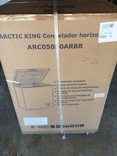 ARCTIC KING  5.0 cu ft CONGLELADOR HORIZONTAL freezer