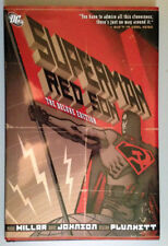 SUPERMAN: RED SON (DELUXE EDITION) By Mark Millar - Hardcover 1st Printing