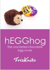 Hedgehog Creme Egg Cover Pattern
