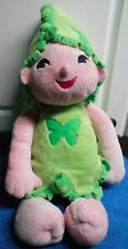 "Plush Pixie Doll with Green Dress 20"" Doll"