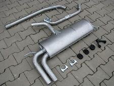 Seat Altea Leon 1.6 1.9 TDi TD exhaust system *F095