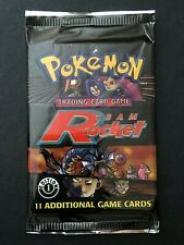 1st Edition 1999 Team Rocket Returns Sealed Pokemon Booster packs MINT Art 4