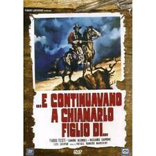 E CONTINUAVANO A CHIAMARLO FIGLIO DI... DVD