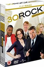 30 Thirty Rock Complete Collection Season 1-2 DVD Box set Series 1 2 UK New R2