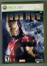 Iron Man Xbox 360 ironman