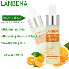 LANBENA Vitamin C Serum VC Essence Remove Dark Spot Freckle Speckle Fade Ageless