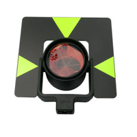 NEW swiss type Single Prism with soft bag for total station, contant: 0mm