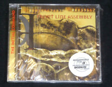 Front Line Assembly - Initial Command CD REMASTERED BRAND NEW SEALED RARE
