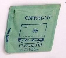 NOS G-S Crystal CMT346-14H for WITTNAUER 5005 * 23.8 x 19.4 mm