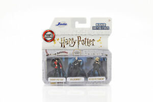 Harry Potter Set 3 Figuren Jada Toys