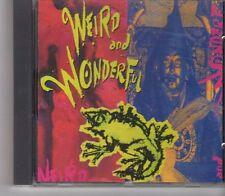 (GA459) Oasis, Weird And Wonderful - 1993 CD