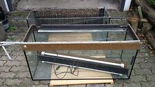 2 x Aquarium 240 Liter + Außenfilter Fluval+ Zubehör