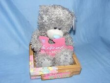 Me To You Tatty Teddy Blue Nose Bear Girlfriend G01W4093 Birthday Gift Present