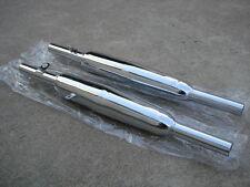HONDA SuperHawk 305 250 CB72 CB77  EXHAUST MUFFLER 1 PAIR / Brand New / T